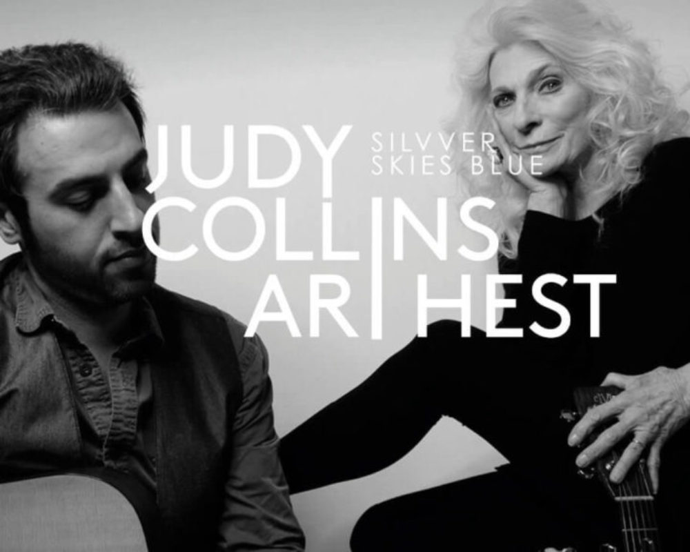 Judy Collins and Ari Hest