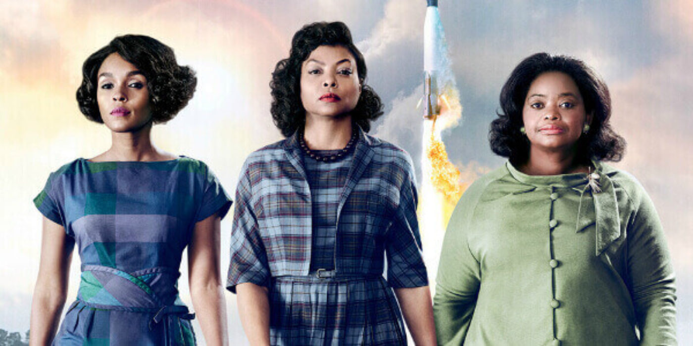 Hidden Figures Review | The Not Old - Better Show