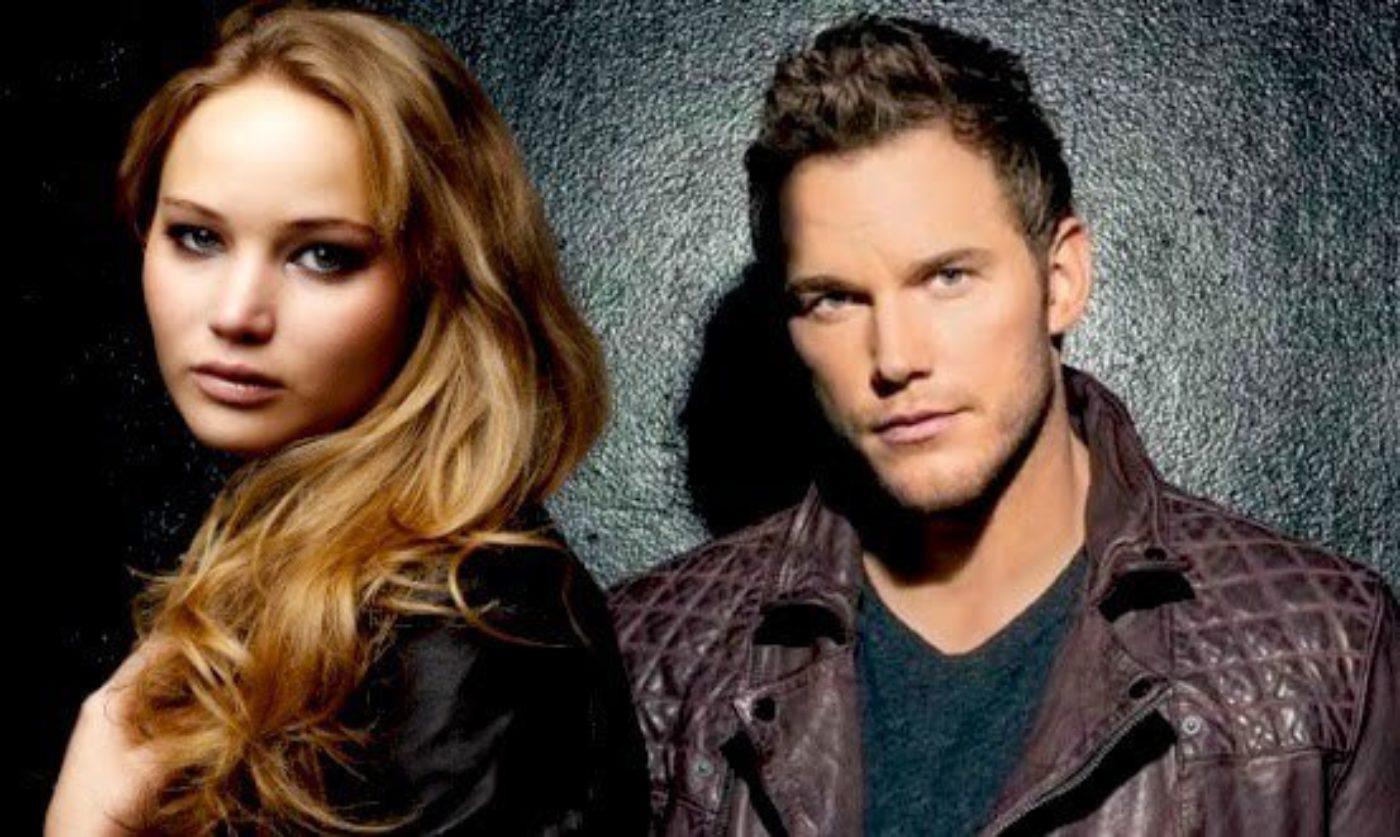 Chris Pratt & Jennifer Lawrence | The Not Old - Better Show