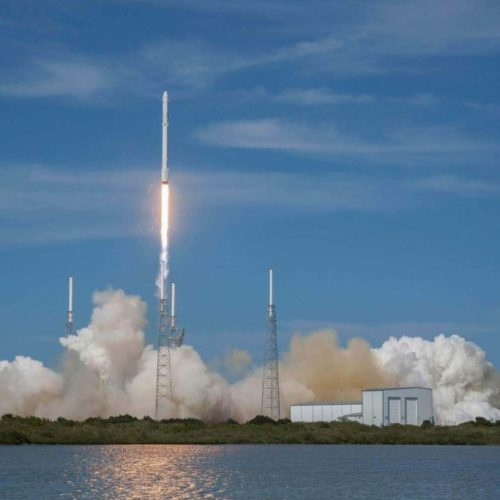 SpaceX Falcon 9 | The Not Old - Better Show