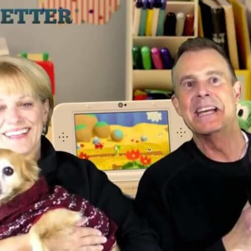 National Love Your Pet Day | The Not Old - Better Show