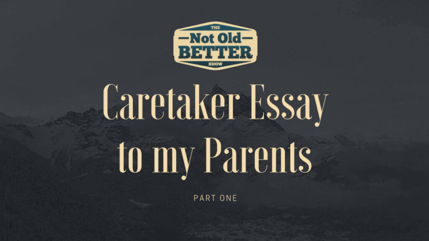 my dad essay the last time i went fishing my dad newshour my  caretaker essay to my parents part one the not old better show caretaker essay to my my dad essay