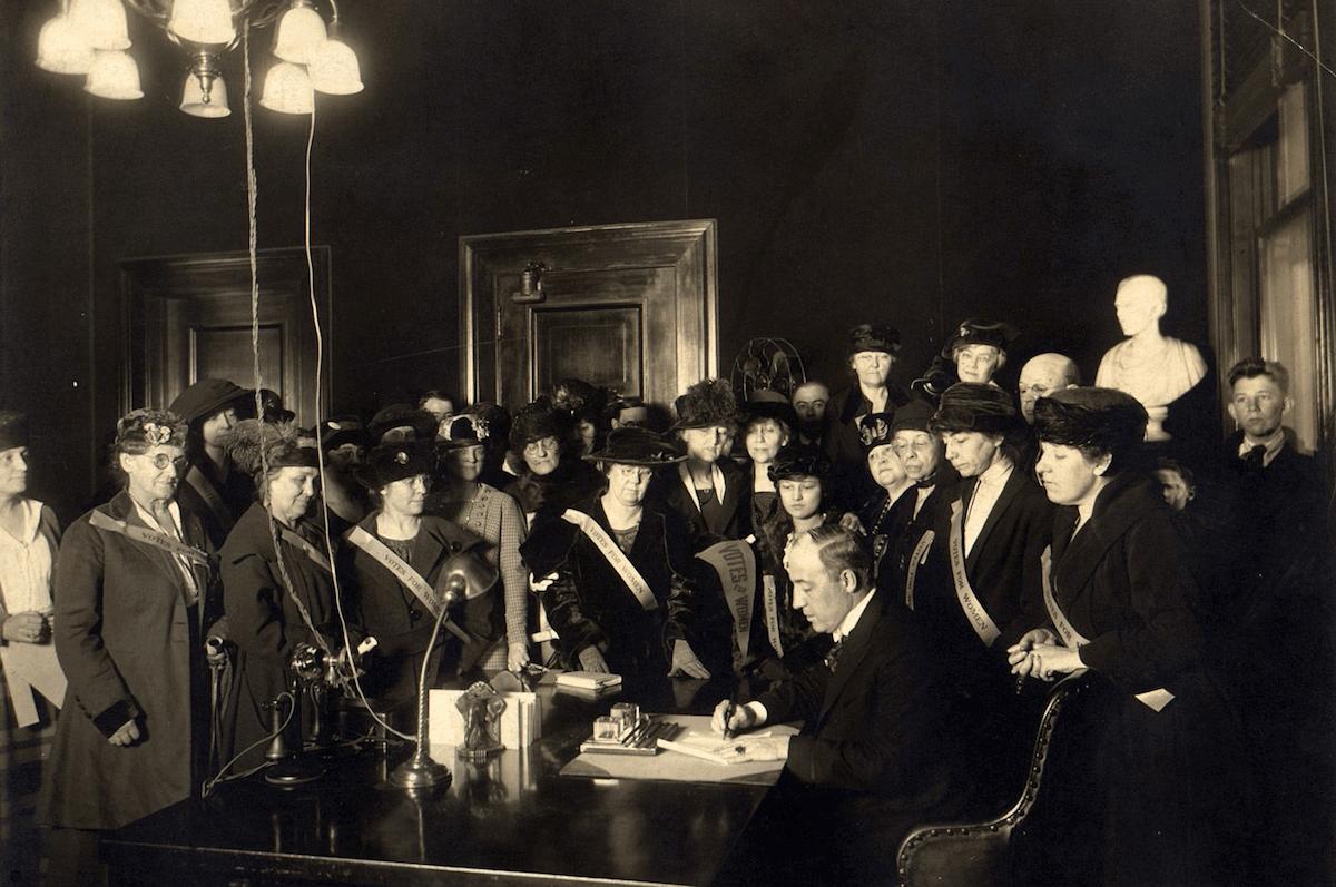 Robyn Muncy: The Women's Vote: The 19th Amendment