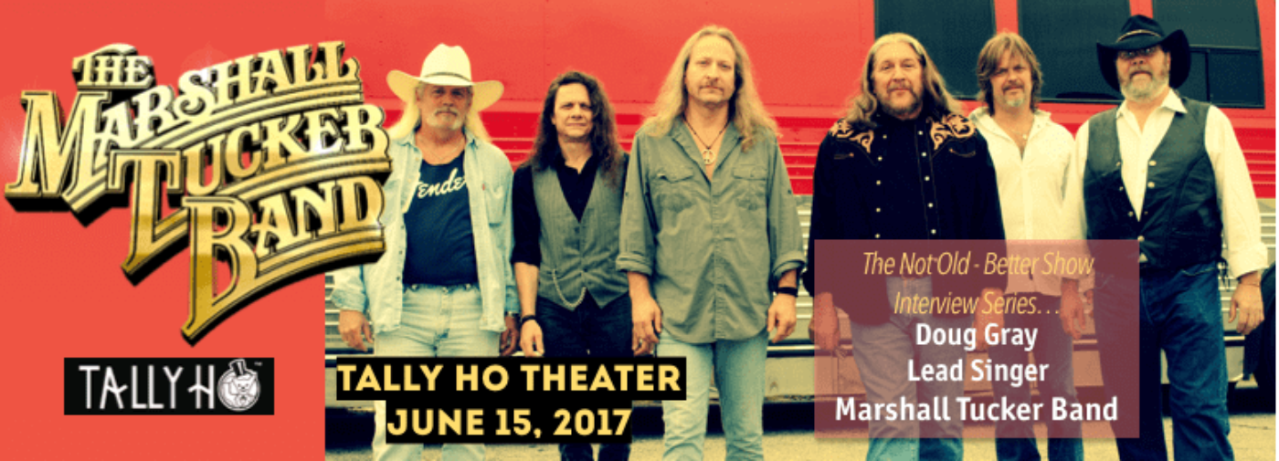 Marshall Tucker Band Interview, Doug Gray, Lead Singer
