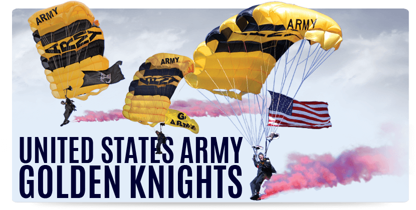 Golden Knights, Go Army, The Not Old Better Show, Paul Vogelzang, Skydiving