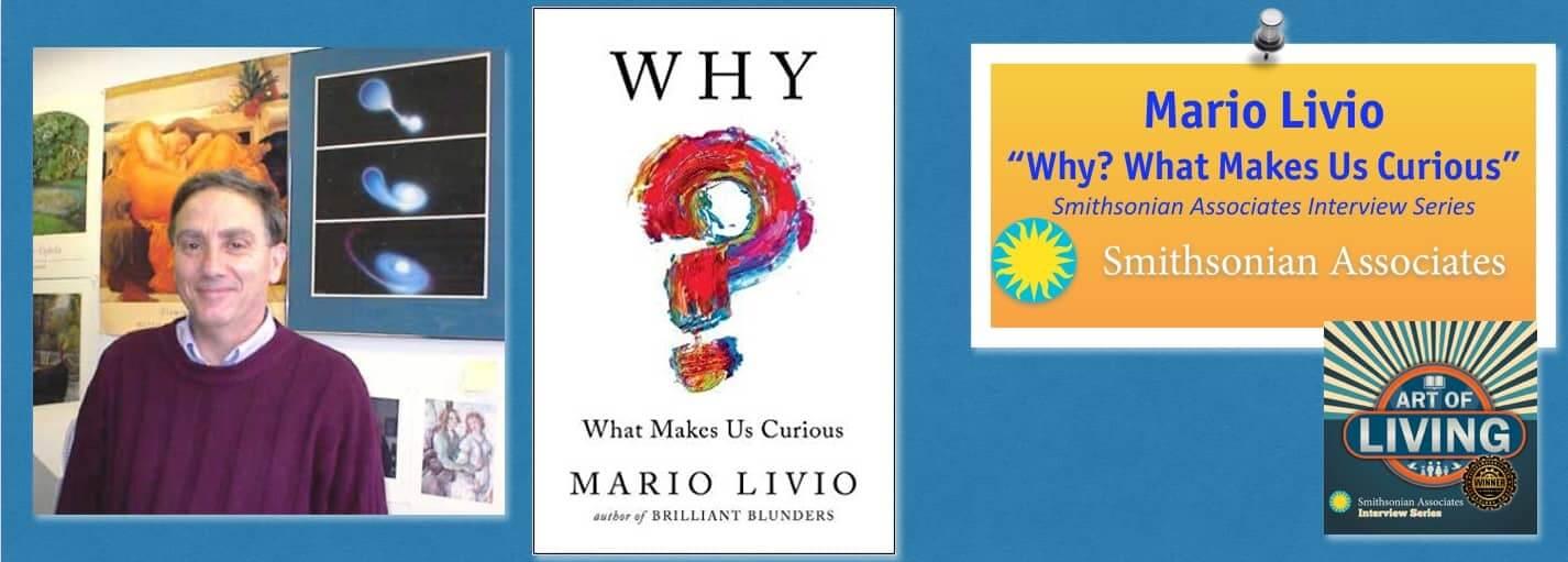 Mario Livio- Why? What Makes Us Curious