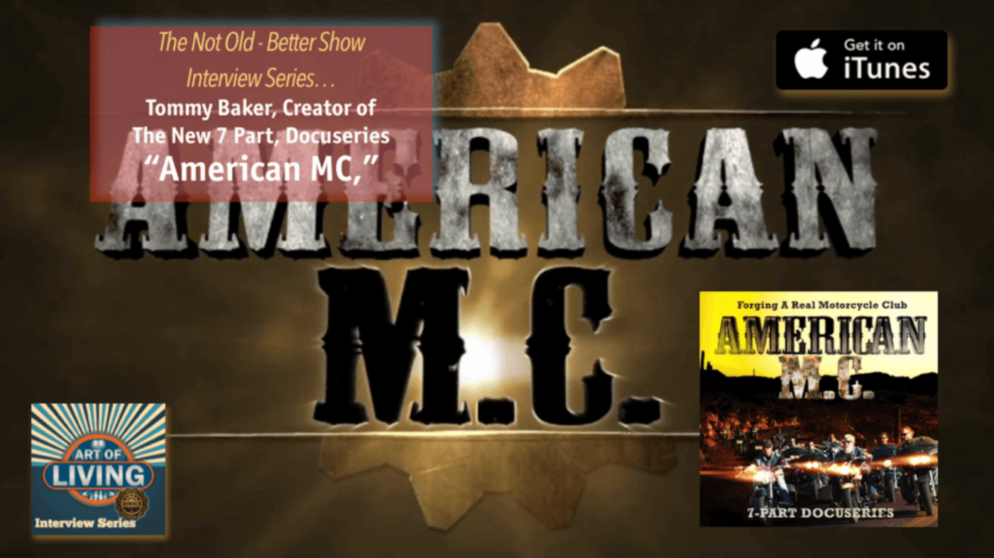"""American MC,"" Interview with Creator Tommy Baker"