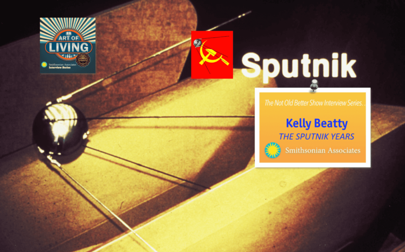 Kelly Beatty The Sputnik Years