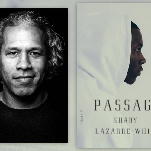 Not Old Better Khary Lazarre-White - Author of New Book, 'Passage'