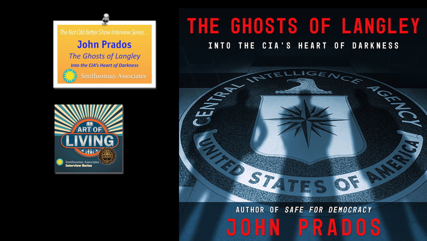 #148 The Ghosts Of Langley, John Prados