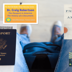 #150 Who Are You? How Passports Changed Identity. Dr. Craig Robertson