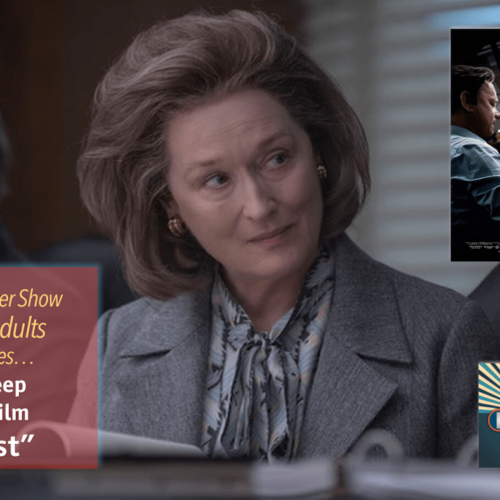 #147 Meryl Streep Interview, The Post