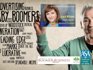 #170 Lori Bitter: Boomer Business Summit 2018