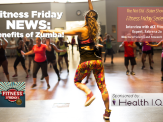 #174 Benefits of Zumba, Interview with Sabrena Jo, MS