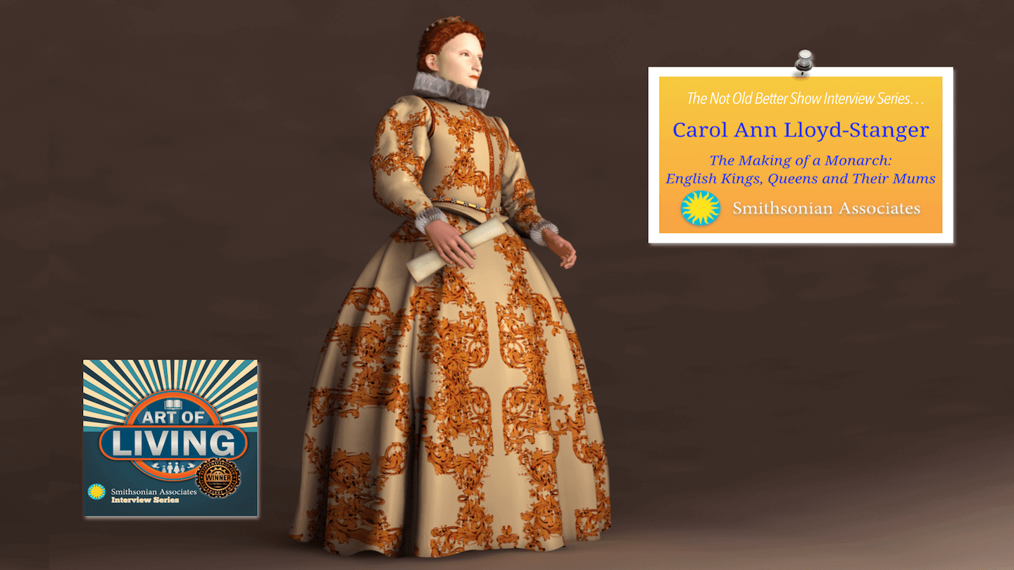 #158 The Making of a Monarch - Carol Ann Lloyd Stanger