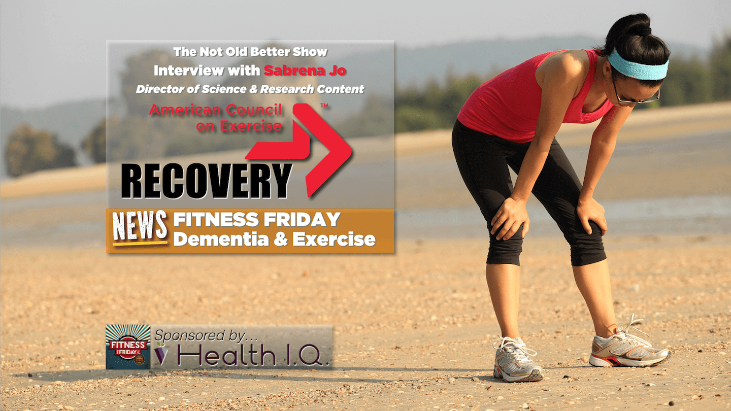 #193 Sabrena Jo, Exercise Expert, ACE, RECOVERY!