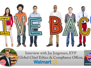 #190 Giving Back: Jay Jorgensen, Walmart