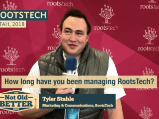 #186 Tyler Stahle, RootsTech 2018 Marketing Manager