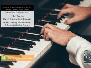 #191 John Eaton, Pianist, Musicologist, Humorist