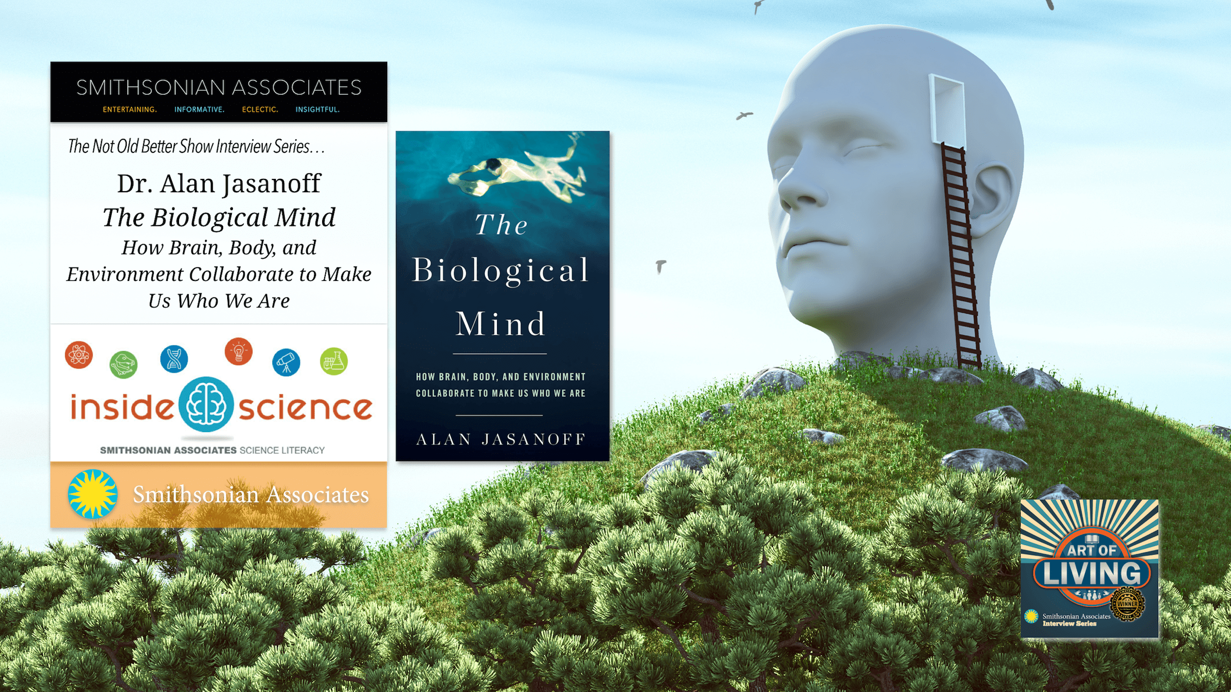 #196 Dr. Alan Jasanoff, The Biological Mind