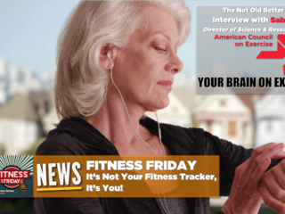 #206 Cognition & Fitness: Exercise and the Brain