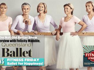#210 Felicity Mandile - Queensland Ballet Dance & Aging