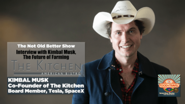 #223 Kimbal Musk - Future of Food Farming