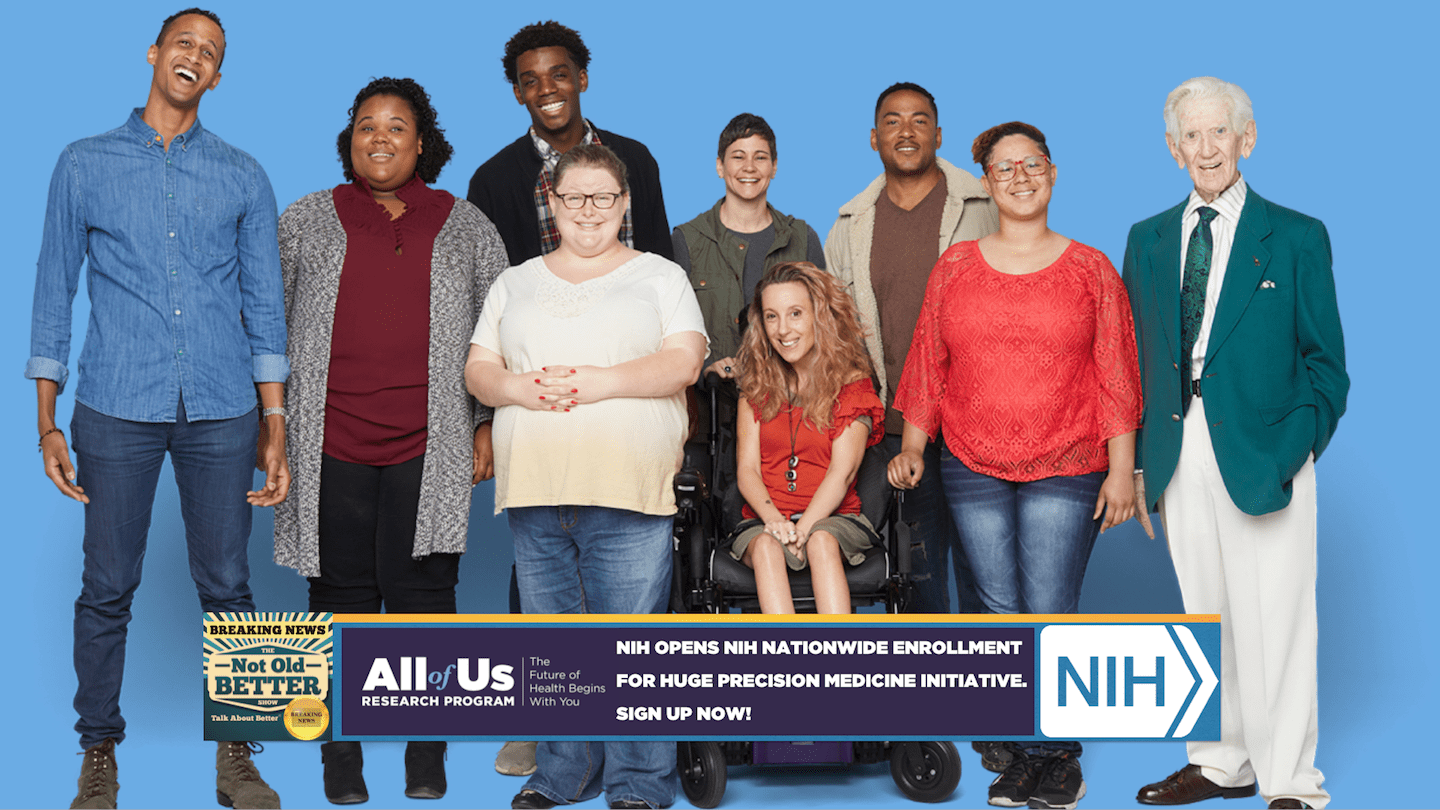 #214 One In A Million - Enroll Now: NIH Research Project
