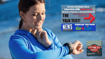 #228 The Talk Test - Sabrena Jo - Fitness Friday