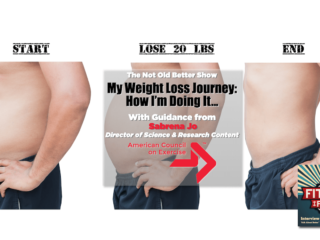 #244 My Weight Loss + Back Pain - Sabrena Jo