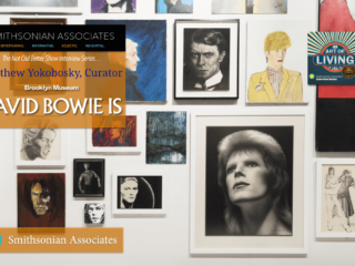 #238 David Bowie Is... Matthew Yokobosky
