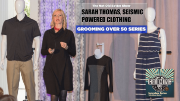 #237 Sarah Thomas - Powered Clothing for The 55+ Age