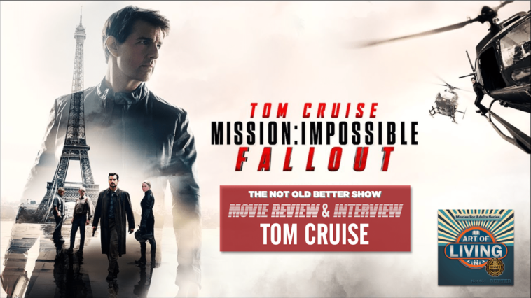 #240 Tom Cruise Interview - MI Fallout
