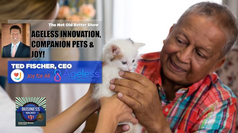 #236 Ted Fischer - Hasbro to Ageless Innovation