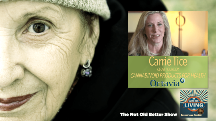 #233 Carrie Tice - Cannabidiol Products for Health