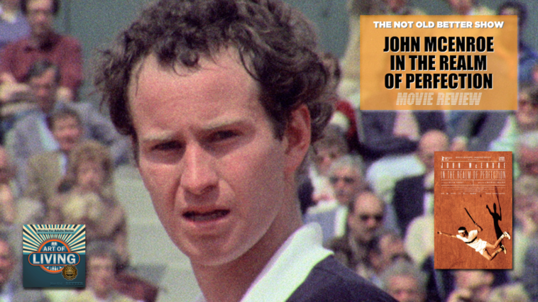 #257 John McEnroe - In the Realm of Perfection