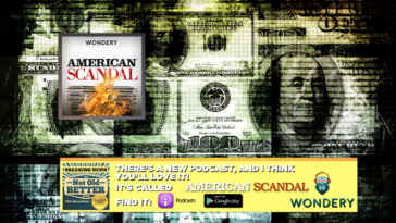 #263 BIG NEWS - American Scandal - Now Available