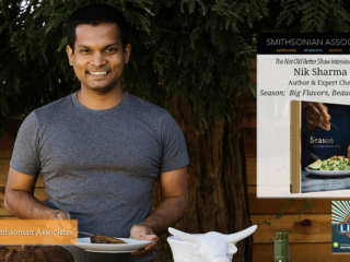 #272 Nik Sharma - Spiced By a World of Flavor