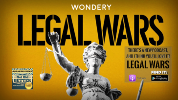 #276 BIG NEWS Legal Wars Podcast