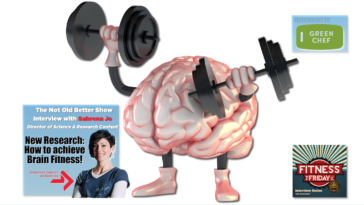 #278 Achieve Brain Fitness with Sabrena Jo