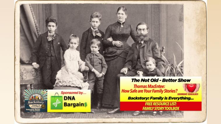 #293 Thomas MacEntee - DNA Bargains