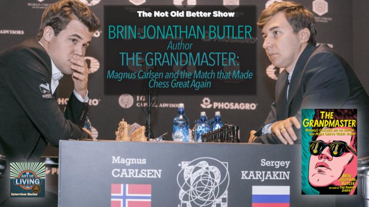 #287 Grandmaster - Brin-Jonathan Butler