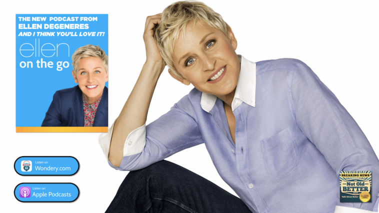 #284 Ellen On The Go - Ellen Degeneres Podcast