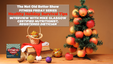 #308 Nutrition Tips for Enjoying the Holidays