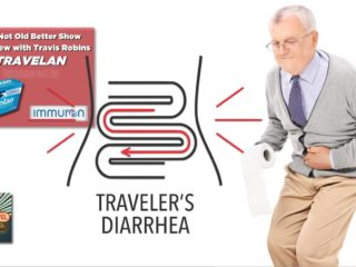 #304 Traveler's Diarrhea - Holiday Travel Tips