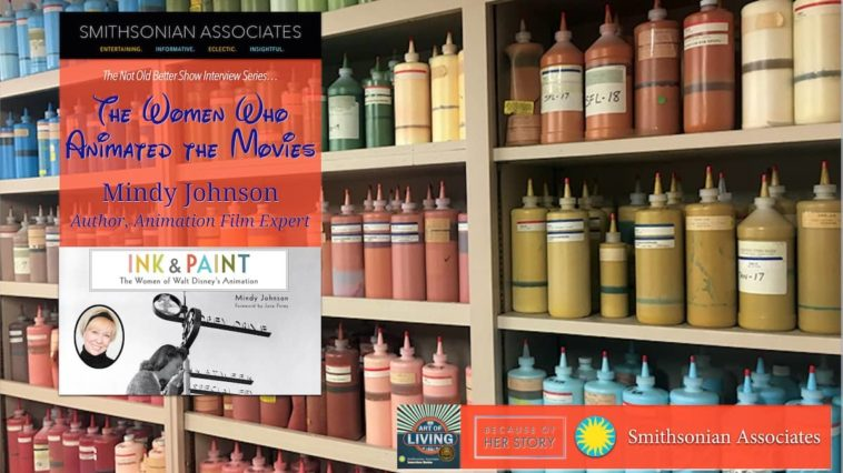#324 The Women Who Animated the Movies