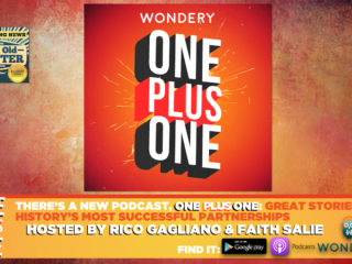 #322 Introducing ONE PLUS ONE - Wondery's Newest Podcast