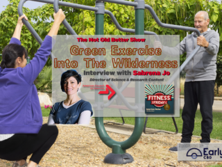 #326 Green Exercise - Fitness Friday - Sabrena Jo