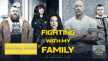 #325 Fighting With My Family - Interview with Stephen Merchant