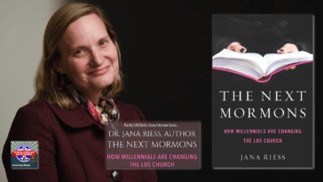 #333 The Next Mormons - Dr. Jana Riess